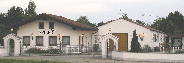 Firmengebäude von Seiler Zaundesign