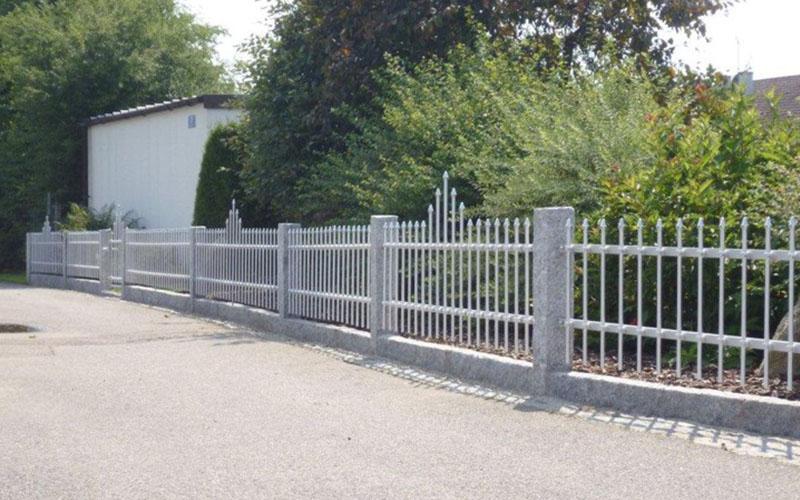 Selbstbauzäune - Zaun selber bauen - Seiler Zaun Design