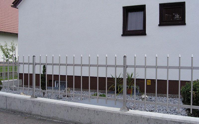 Zaun Carat Seiler Zaun Design