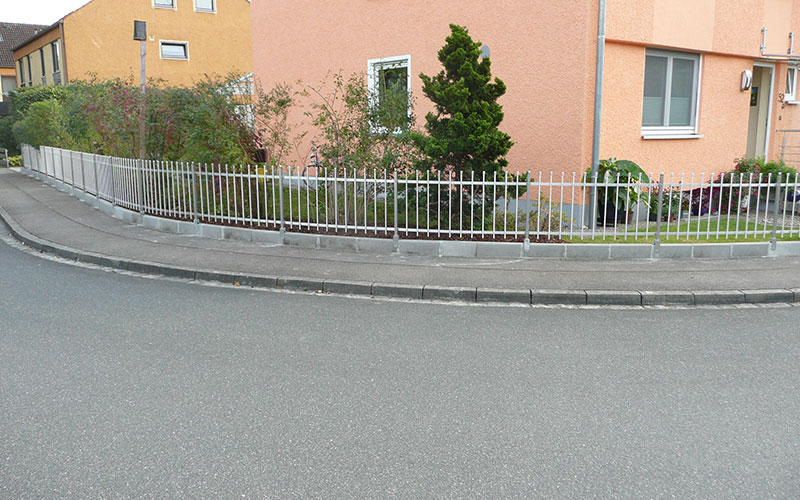Zaun Baukasten