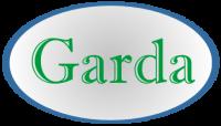 Gartenzaun zum selber bauen aus Aluminium und Edelstahl Symbol Garda
